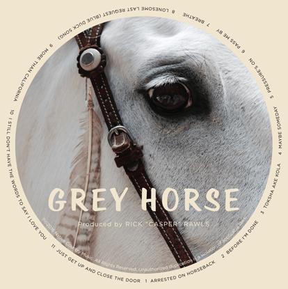 Grey Horse Disk
