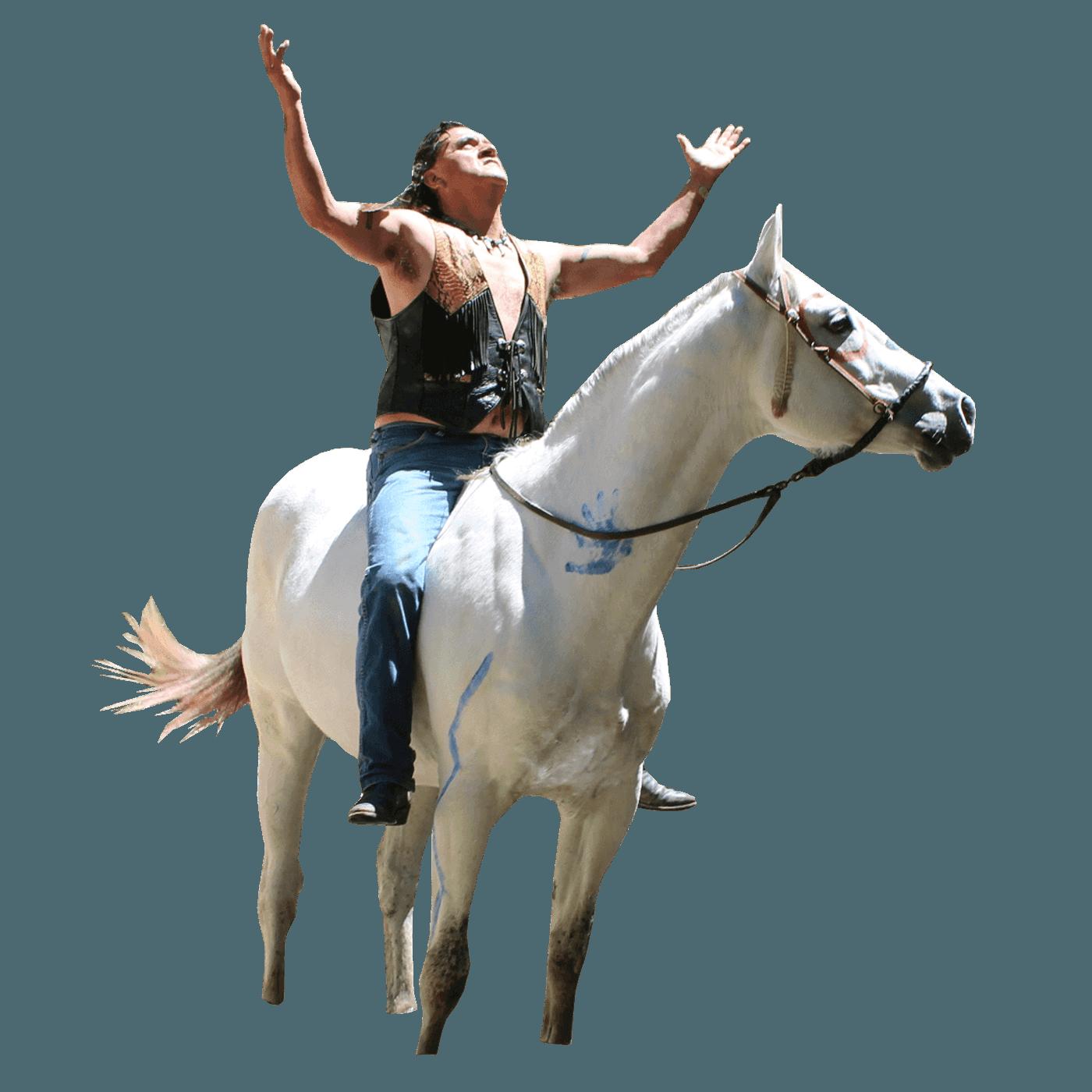 Samuel Grey Horse